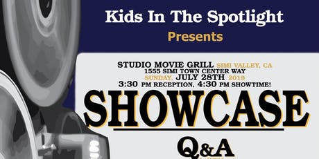 "Kids In The Spotlight ""Showcase and Q&A"" tickets"