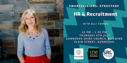 SMARTSessions: HR & Recruitment - Gunnedah