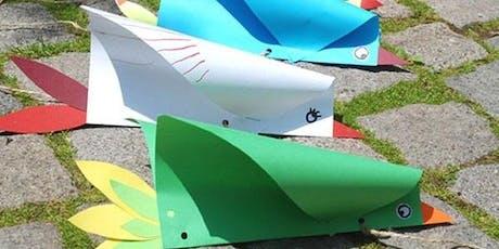 Bird Kite Craft tickets