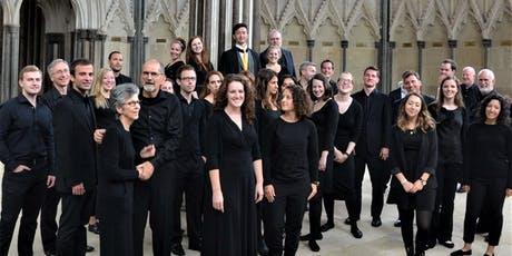 Faire is the Heaven, A concert of British Cathedral 'a cappella' favourites tickets