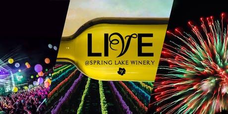 Live @ Spring Lake Winery tickets