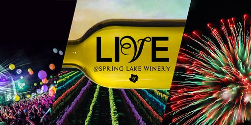 Live @ Spring Lake Winery