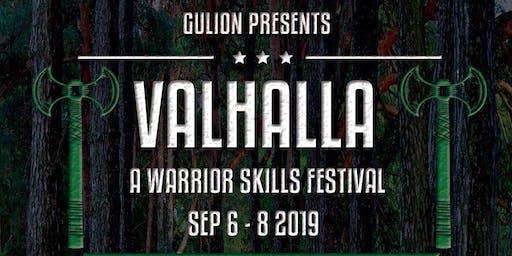Valhalla: A Warrior Skills Festival