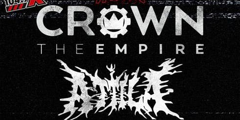 Crown The Empire – Rage Fest with Attila