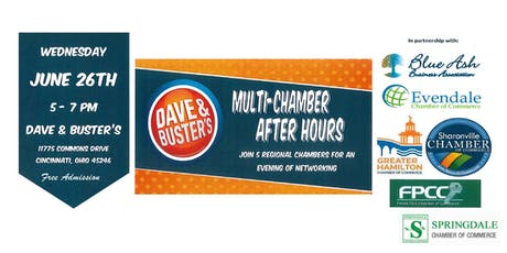 2019 Multi-Chamber After Hours tickets