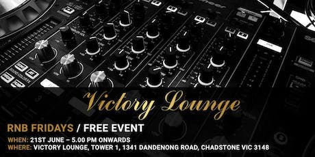 Victory Lounge | RnB Fridays tickets