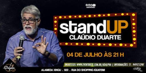 STANDUP PR CLÁUDIO DUARTE