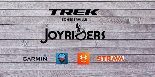 JoyRider Cycling App Training