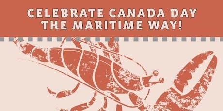 Sun Peaks Grand Maritime Lobsterfest tickets