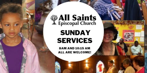 Sunday Community Mass. ALL ARE WELCOME!