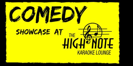 June Comedy Showcase at The High Note tickets