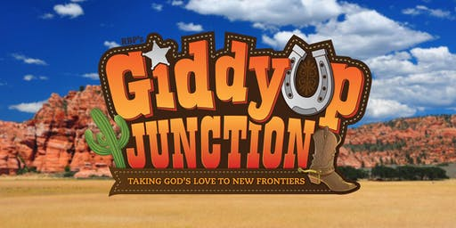 Giddyup Junction VBS at Parkers Chapel