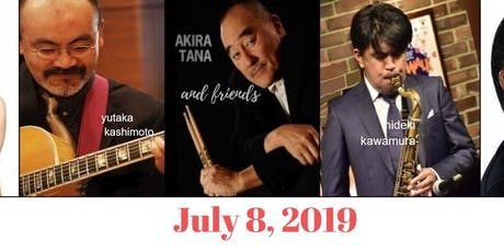 Akira Tana and Friends with Nicolas Bearde tickets