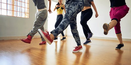 Adult Hip Hop Class (Beginner /Intermediate) entradas