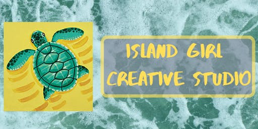 Paint Party at Island Girl Creative Studio
