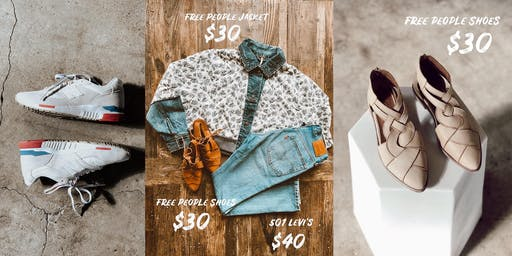 Clad and Cloth Warehouse Sale