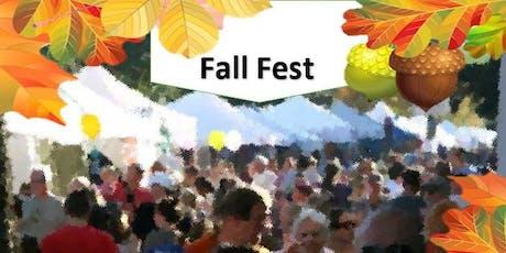 East End Fall Fest Street Fair tickets
