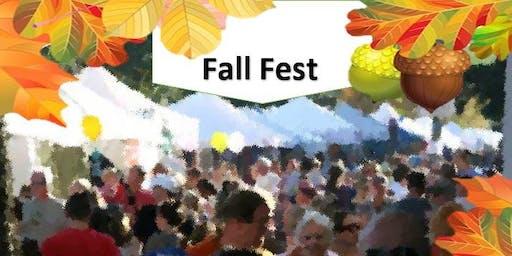 East End Fall Fest Street Fair