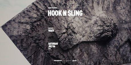 Hook N Sling tickets