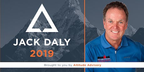 Jack Daly 2019: Building a World-Class Organisation; The Path to Hyper Business Growth tickets