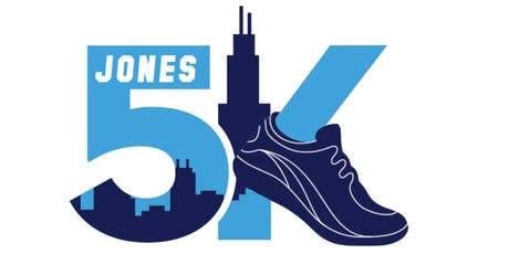 Jones College Prep:  Walk - Run - Fun 5K  tickets