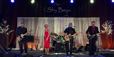6/28/19 McCormick Woods Concert on the Green featuring The Shy Boys