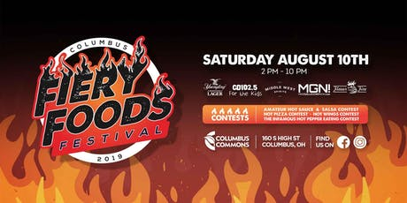 Columbus Fiery Foods Festival tickets