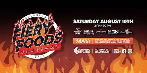 Columbus Fiery Foods Festival