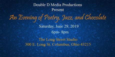 An Evening of Poetry, Jazz, and Chocolate tickets