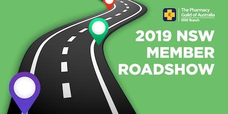 NSW Member Roadshow 2019 - Albury tickets