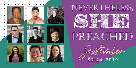 Nevertheless She Preached 2019 tickets