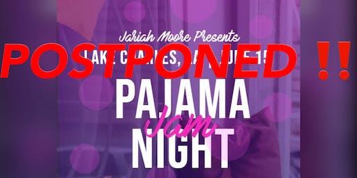 Pajama Jam Night
