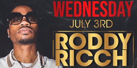 Roddy Ricch Performing Live tickets