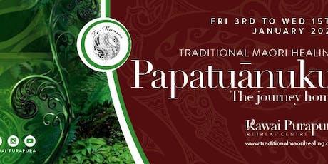 Traditional Maori Healing - Papatuanuku The Journey Home tickets