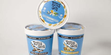 Totes Oats Sampling Pop-Up at Whole Foods Market Thousand Oaks! tickets