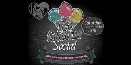 RS 3rd Annual Ice Cream Social tickets