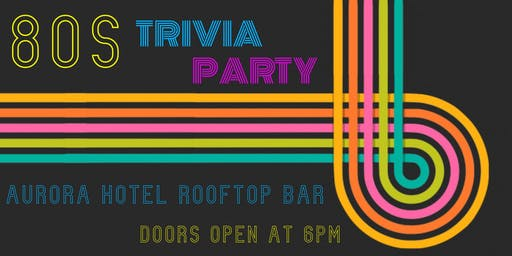 80s Trivia Party