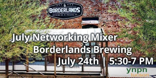 July Networking Mixer