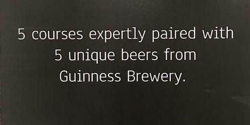 Guinness Pairing Dinner
