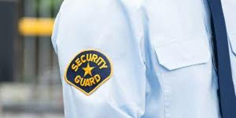 EXODUS RECOVERY SECURITY OFFICER JOB FAIR 7/15 tickets