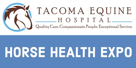 2020 Tacoma Equine Hospital Horse Health Expo tickets