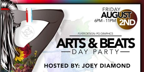 Arts & Beats Day Party tickets