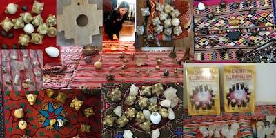 Illuminating Your Reality, Awaken Your Soul Peruvian Chumpi Illumination (CHILL) Stones with Eleanora Amendolara