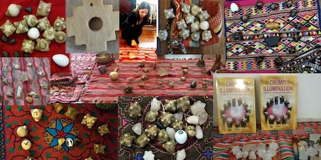 Illuminating Your Reality, Awaken Your Soul Peruvian Chumpi Illumination (CHILL) Stones with Eleanora Amendolara tickets