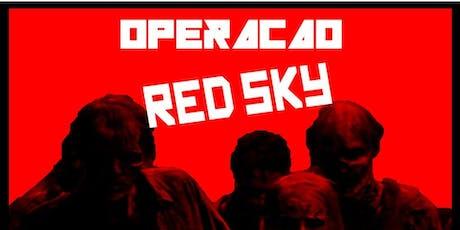 RED SKY - ZAGAIA AIRSOFT GAME ingressos