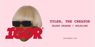 Tyler, The Creator w/ Blood Orange and GoldLink
