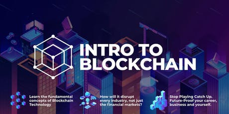 Intro to Blockchain | Ask Me Anything | Webinar  tickets