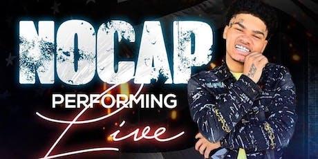 NoCap LIVE PERFORMANCE  tickets