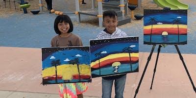 San Diego Summer Art Workshop for kids