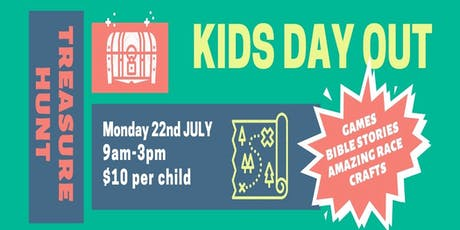 Kids Day Out July 2019 Concord West tickets